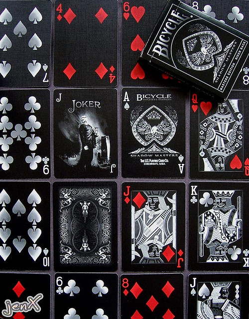 Shadow Masters - Playing Cards Wiki