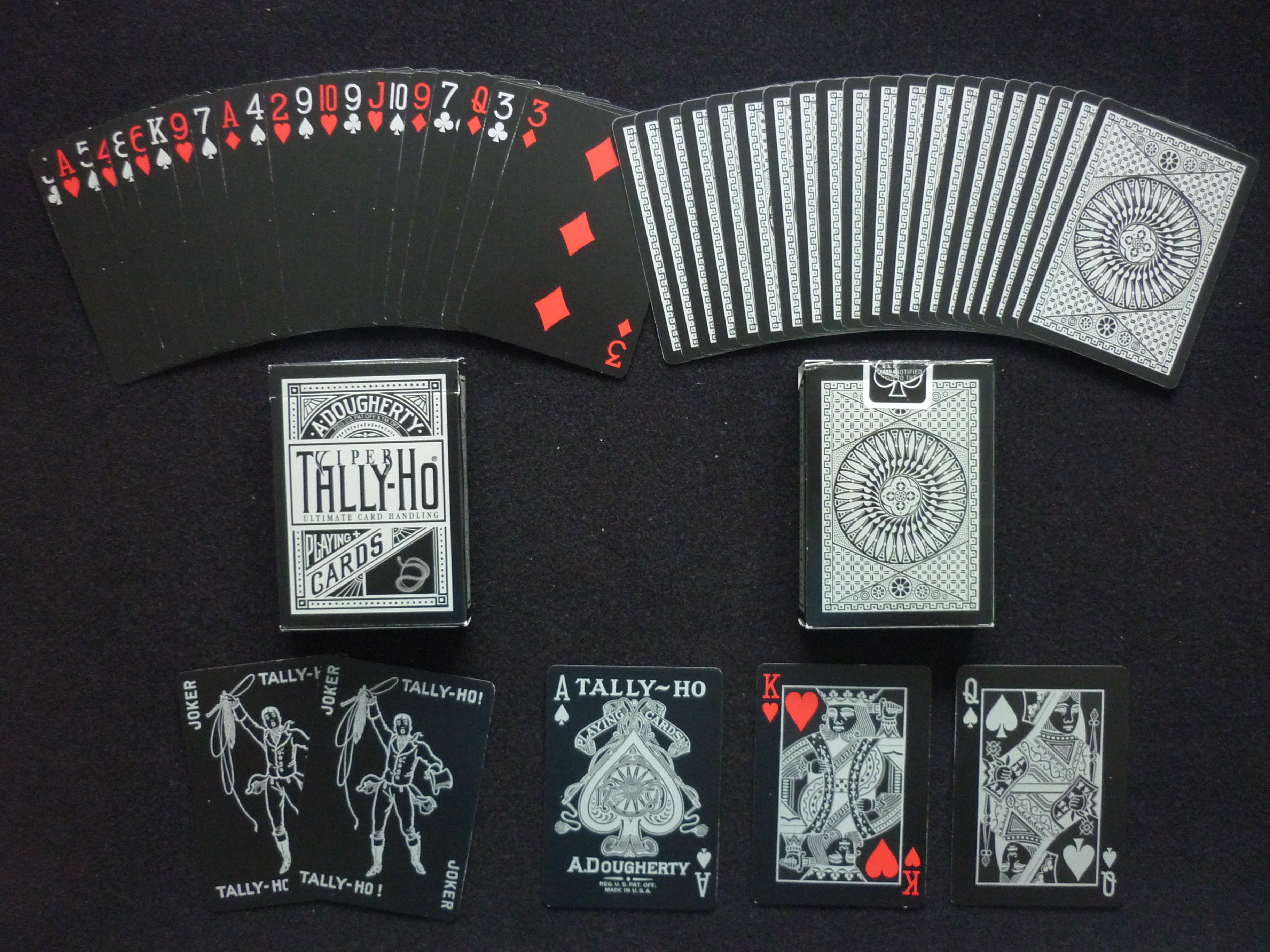 Tally Ho Viper Playing Cards Wiki