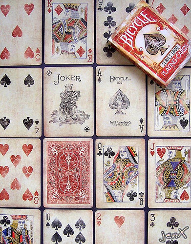 Bicycle Vintage 1800 Playing Cards Wiki